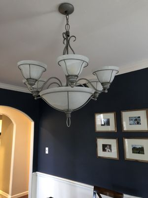 Farmhouse chandelier for Sale in Bellaire, TX
