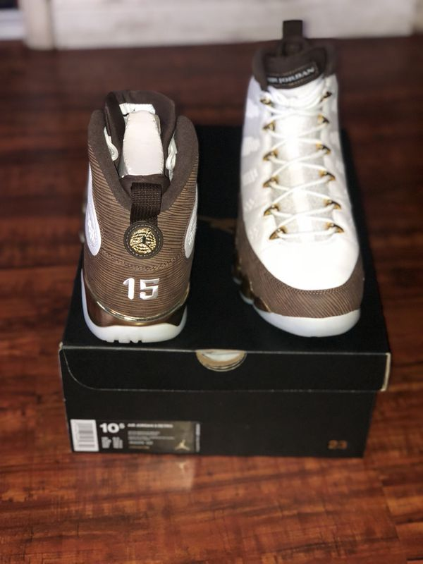 quality design 45870 8ee7d Mop Melo Air Jordan 9 retro 10/5 for Sale in Mountain View, CA - OfferUp