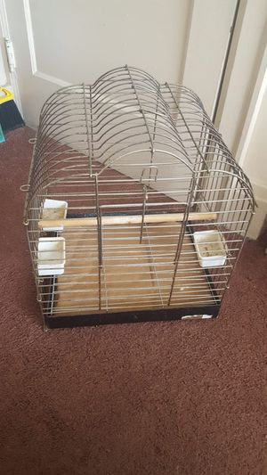 Bird cage ready for Sale in Dearborn, MI
