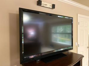 Visio 55 inch TV - Perfect working condition for Sale in Redmond, WA