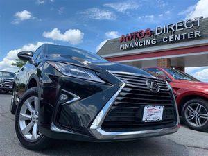 2017 Lexus RX for Sale in Fredericksburg, VA