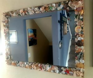 Large Seashell Mirror for Sale in Westminster, CO