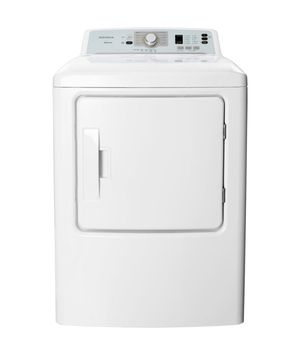 Insignia 6.7 Cu. Ft 10-Cycle Dryer (4 months old) for Sale in Wilton, IA