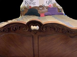 California King Size Bed Frame. for Sale in Johnson City, TN