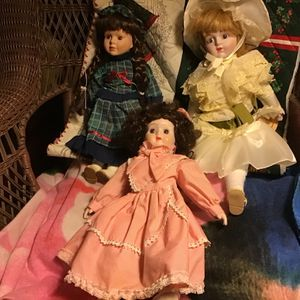 Assorted Dolls for Sale in Arvada, CO