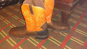 Jusin boots for Sale in Murfreesboro, TN
