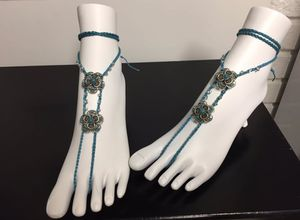 Crochet Barefoot Sandals for Sale in Homestead, FL