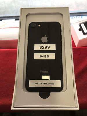 iPhone 8 64gb Space Gray Factory Unlocked for Sale in The Bronx, NY