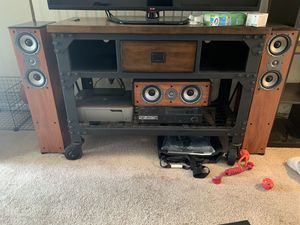 Surround sound speakers Polk Audio and Boston Acoustics for Sale in San Francisco, CA