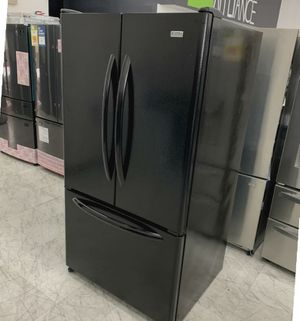 CLEARANCE! Kenmore Elite 25 cuft French Door Refrigerator- Black for Sale in San Jose, CA