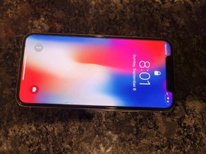UNLOCKED iPhone X for Sale in Columbia, SC