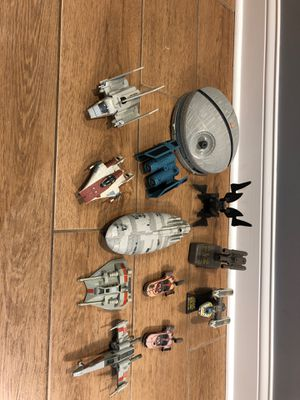 Huge Collection of Star Wars Action Fleet Figures 1995-1997 for Sale in Palatine, IL