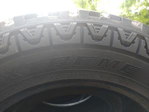 Mud claws used tires for Sale in Pittsgrove Township, NJ