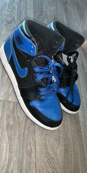 "AIR JORDAN 1 RETRO ""ROYAL"" for Sale in Laurel, MD"