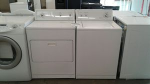 Kenmore washer and dryer set for Sale in Denver, CO