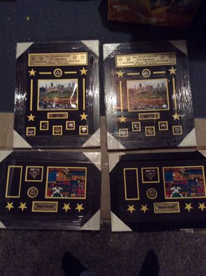 Framed Pittsburgh Pirates Pictures ~ LIMITED EDITION for Sale in Delaware, OH