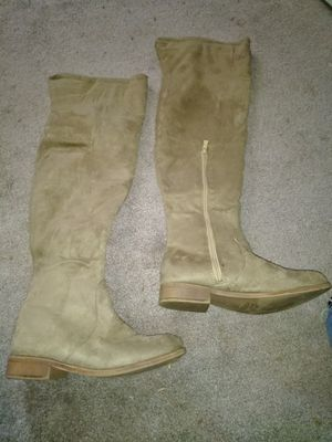 Suede boots for Sale in Nashville, TN