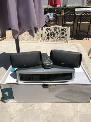 Bose 321 Stereo System for Sale in Glendale, CA