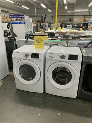 Samsung Front load Washer Dryer for Sale in Chino, CA