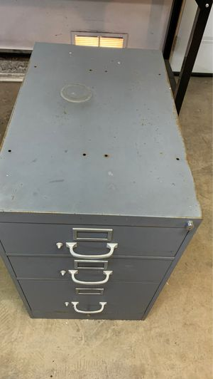 Filing cabinet for Sale in Villa Park, CA