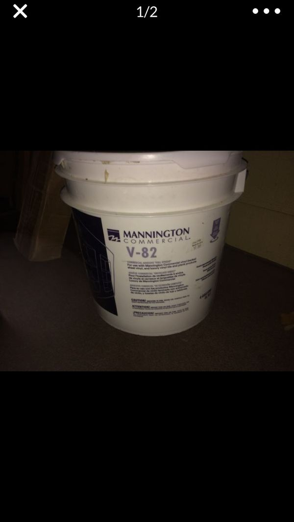 Mannington Commercial Vinyl Floor Adhesive For Sale In