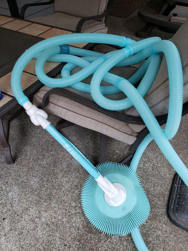 Kreepy Krauly automatic pool vacuum