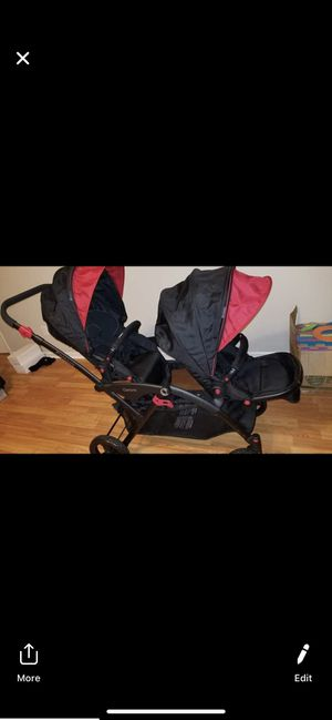 Contours Double Stroller for Sale in Norcross, GA
