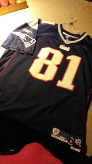 New England Patriots NFL JERSEY XL for Sale in Stickney, IL