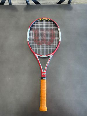 Wilson N-Code Six One 95 Tennis Racket for Sale in Rancho Cucamonga, CA