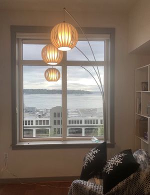 Kasala Arched Floor Lamp for Sale in Seattle, WA