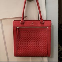 Kate Spade Red Large Tote♠️ for Sale in Annandale,  VA