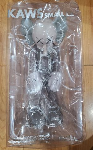 RARE Authentic Kaws Small Lie Brown Figure Toy figurine Medicom for Sale in El Monte, CA