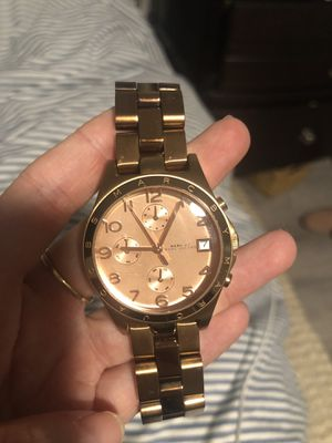 Marc Jacobs rose gold woman's watch for Sale in Arlington, VA