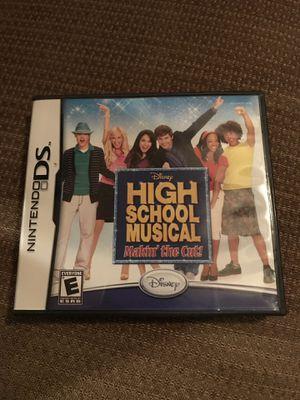 Nintendo DS High School Musical Makin' The Cut! Video game for Sale in San Antonio, TX