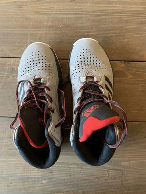 Boys Adidas Basketball shoes sz 4 for Sale in Wenatchee, WA