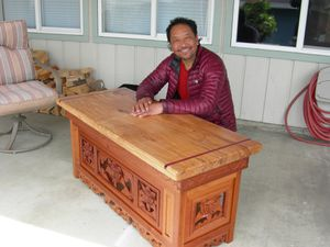 Coffee Table - Custom Made for Sale in Leavenworth, WA