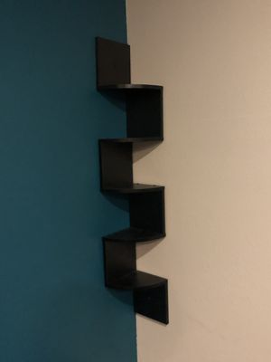 Corner wall shelving for Sale in Grand Prairie, TX