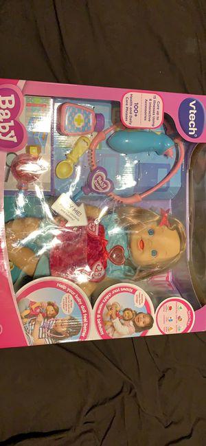 Vtech baby doll for Sale in Kaysville, UT