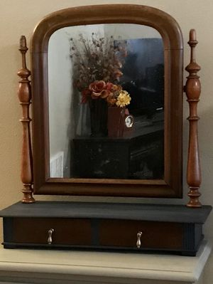 Antique shaving mirror for Sale in Tacoma, WA