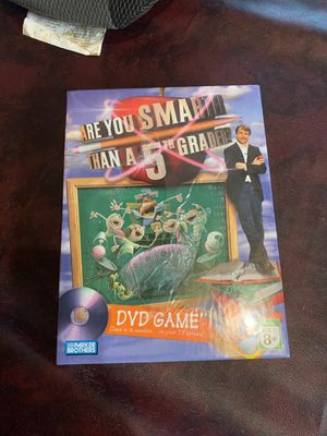Are you smarter than a 5th grader board game for Sale in Raleigh, NC