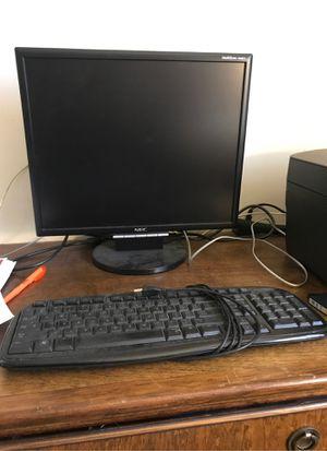 NEC desktop computer for Sale in Southbury, CT