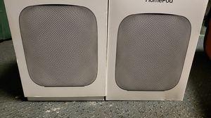 2 Apple HomePod Speakers for Sale in Fresno, CA