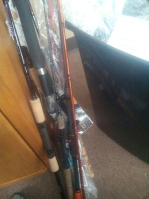 Fishing rod parts for Sale in Glendale, AZ
