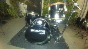 Old Tama Swingstar Drum Set 4 pc for Sale in Anaheim, CA