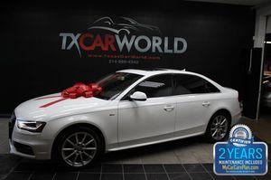 2015 Audi A4 for Sale in Dallas, TX