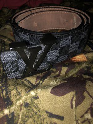 LV belt for Sale in North Las Vegas, NV