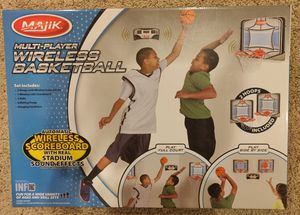 New, Never Opened Multi-Player Wireless Basketball for Sale in Denver, CO