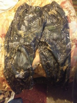 Big men's camo good condition for Sale in Murfreesboro, TN