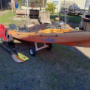 Ocean kayak Prowler trident 13 Fishing Kayak for Sale in Campbell, CA
