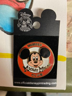 2004 Mickey Mouse Club Member Pin Collectable for Sale in Beaverton, OR